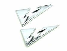 2 x Genuine New VAUXHALL ENERGY BADGEs Opel For Meriva A 2003-10 Signum 2003-07