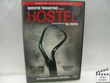 Hostel * DVD * Widescreen * Unrated * Eli Roth