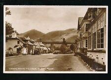 Scotland Perthshire CRIANLARICH Ben More c1920/30s? RP PPC by Valentine