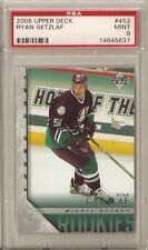 RC Hockey Card 2005 Parkhurst 601 Ryan Getzlaf Anaheim Ducks Mighty of Anaheim