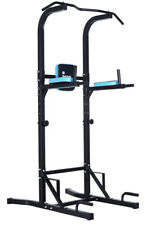 Power Tower -Pull Chin Up Bar Tricep Dips Dipping Station