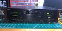 Sony TC-WR901ES Dual Stereo Cassette Deck HX Pro Dolby B-C-S NR Excellent JAPAN