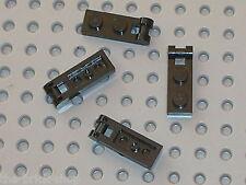 LEGO Black Plates ref 60478 / Set 10220 8129 75101 10248 10242 9492 7879 4993...