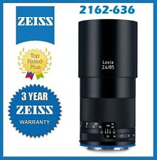 Zeiss Loxia 85mm f/2.4 Lens for Sony E Mount Mfr # 2162-636