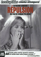DVD Repulsion Catherine Deneuve Occasion