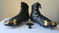 Under Armour Highlight Hybrid Rugby Cleats Size 9 1293591-067 Lacrosse Football