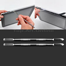 Lot 2 Metal Spudger Opening Repair Prying Tools for ipad Samsung MP3/4 Laptop