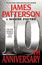 10th Anniversary (Womens Murder Club) by James Patterson, Maxine Paetro