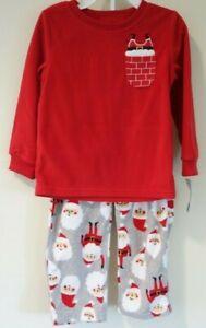 NWT Carter's Holiday Pajamas Size 3T