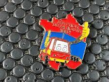 PINS PIN BADGE CAR  CAMION TRUCK LES PROS CARTE DE FRANCE
