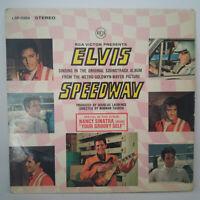 Elvis Presley – Speedway Label: RCA Victor – LSP-3989 Format: Vinyl, LP, Album
