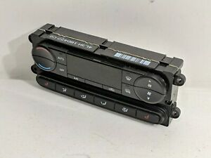 04-08 Ford F-150 Ford Expidition A/C Heater Climate Control Temperature