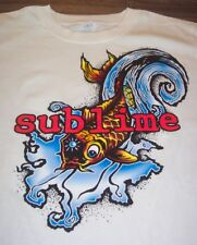 SUBLIME EVERYTHING UNDER THE SUN Band T-Shirt MEDIUM NEW