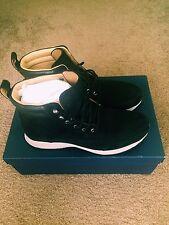 Cole Haan Branson Men's Suede Black Casual Boot, US Sz 9.5. NIB.