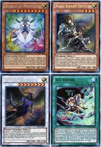 YuGiOh Judgment of the Light Unlimited Ed JOTL Secret and Ultra Choose