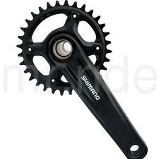 SHIMANO FC-MT610 175mm,32T Hollowtech II Bike Crankset 1x12 Speed/52 C hainline