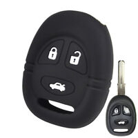 3 Button For Saab 9-3 9-5 Silicone Key Case Remote Fob Cover Shell