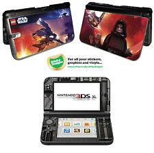 Lego Star Wars Autocollant Peau Vinyle Pour Nintendo 3DS XL