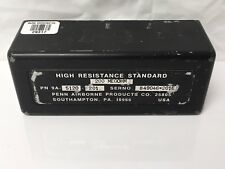 Penn Airborne Products 9A-5120-201 High Resistance Standard 200Mohm