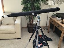 Vintage Jupiter Telescope With Stand 30 Power 40 Mm