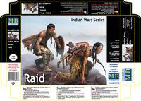 Indian Wars Series, Raid 1/35 Masterbox