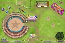 Zirkus SM14 Spielmatte / Spielteppich - ca. 150 x 100 cm