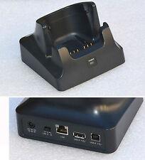 CASIO HA-H62IO WIRED DOCKING STATION 10/100 USB FÜR PDA HANDHELD IT-800 TOP COND