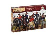 ITALERI 6065 1/72 Waterloo British and Prussian General Staff