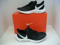 Nike Zoom Winflo 6 Black / White Size 8 NEW in Box