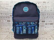 ANIMAL A4 BACKPACK Shoulder Bag Navy School RUCKSACK Laptop Travel Sack BNWT