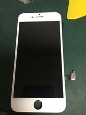  Originale Genuino Apple Iphone 7 Lcd Display Touch Completo Fotoc Bianco