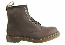 Ankle Boots Dr Martens Rugged 1460 Gaucho 8 Hole Brown 51108 -