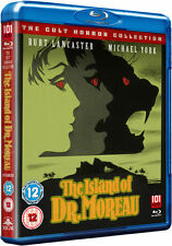 THE ISLAND OF DR MOREAU - Blu Ray Disc -