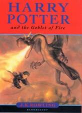 Harry Potter and the Goblet of Fire (Book 4)-J. K. Rowling