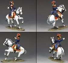 KING & COUNTRY NAPOLEON IN EGYPT NE042 FRENCH GENERAL JUNOT MOUNTED MIB