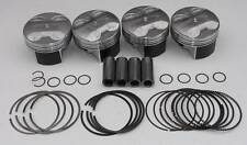 Nippon Racing K20 K20A2 Pistons RSX Type S Full Floating PNC 86.5mm Oversize HST