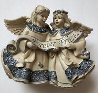 Sarah's Angels Forever Friends Collectible Figurine Kerrie Rachel Handmade 32035