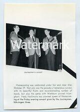 Vintage 1961 Clipping The Journeymen Scott McKenzie John Phillips folk music