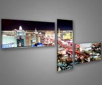 Quadri moderni astratti 180 x 70 stampe su tela canvas con telaio MIX-S_125