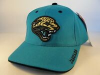 Jacksonville Jaguars NFL Vintage Adjustable Strap Hat Cap American Needle Teal
