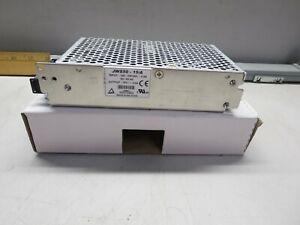 TDK-Lambda, JWS50-15/A, DC Power Supply, Output: 15 VDC, 3.5 AMP, NEW