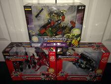 Scorponok Landquake Quickstrike Ultra LOT Energon Transformers Hasbro 2004 MISP