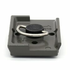 """1/4 """"screw quick release plate For Manfrotto 200PL-14 496RC2 498RC2 486RC 804RC"""