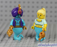 LEGO Series 6 12 - Male Genie & Girl Combo Minifigure Aladdin Lamp Collectible