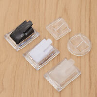 Acrylic Finger Ring Display Stand Jewelry Show Holder Transparent Accessory