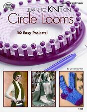 Learn to Knit on Circle Looms (2006, Paperback)