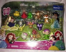 New Disney Princess Little Kingdom Royal Friends 11 Piece Collection ABU, DOPEY
