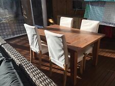 IKEA STORNÄS/HENRIKSDAL Table and Chair set