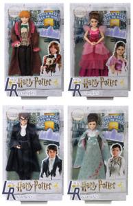 Harry Potter Dolls - Yule Ball Dolls - Brand New - Sealed