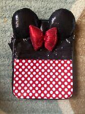 Minnie Mouse Disney Ipad/Tablet Bag Crossbody Satchel Purse Clean